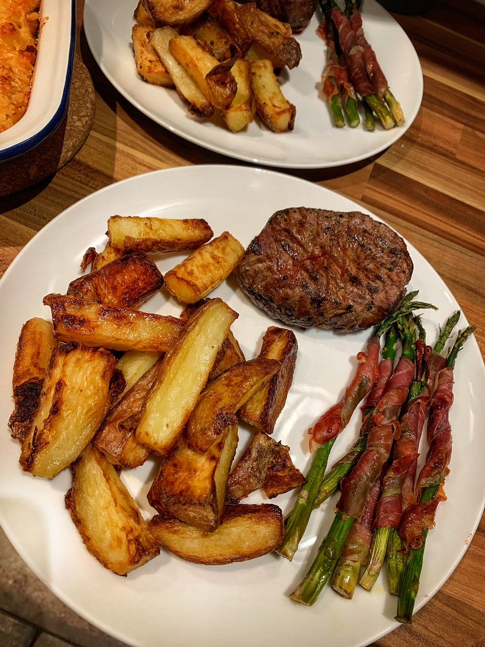 The Perfect Steak & Chips