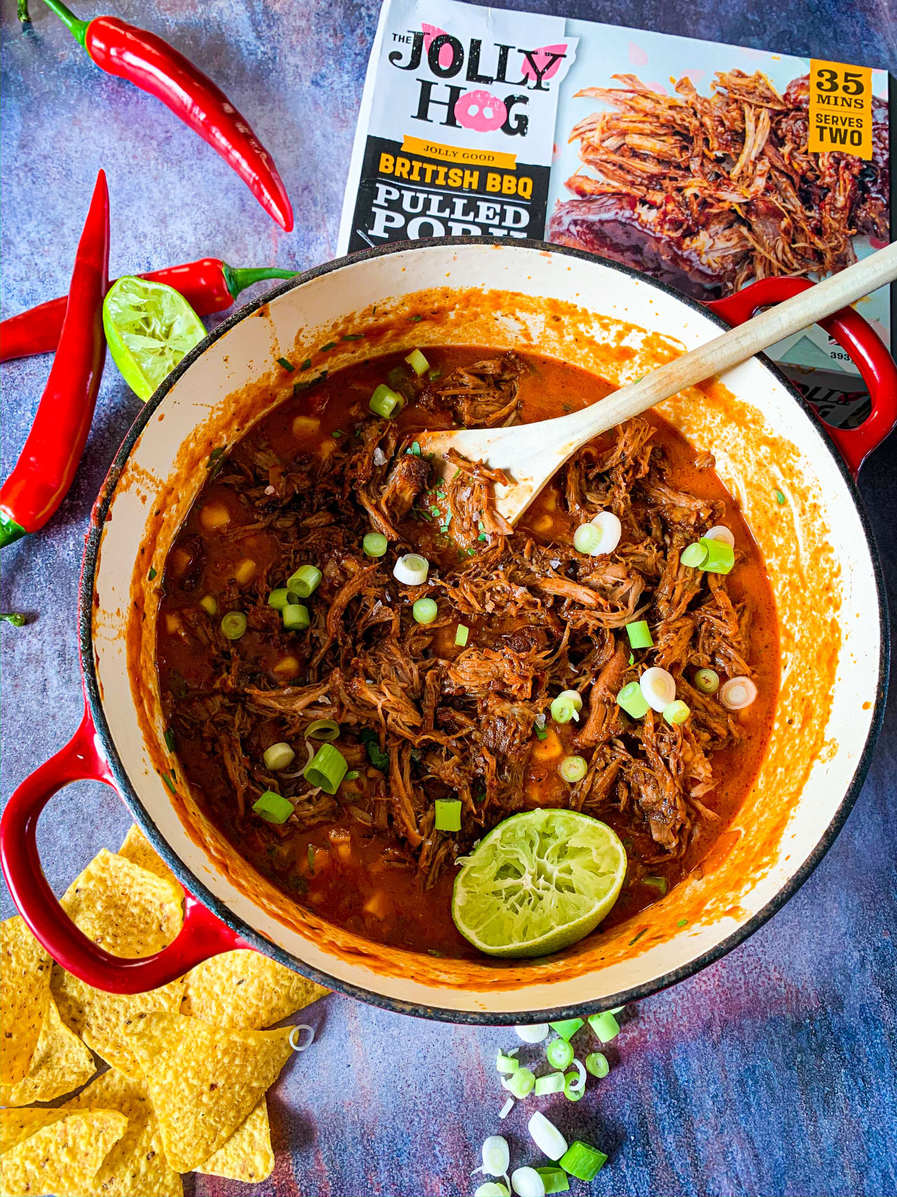 Pulled Pork Chilli