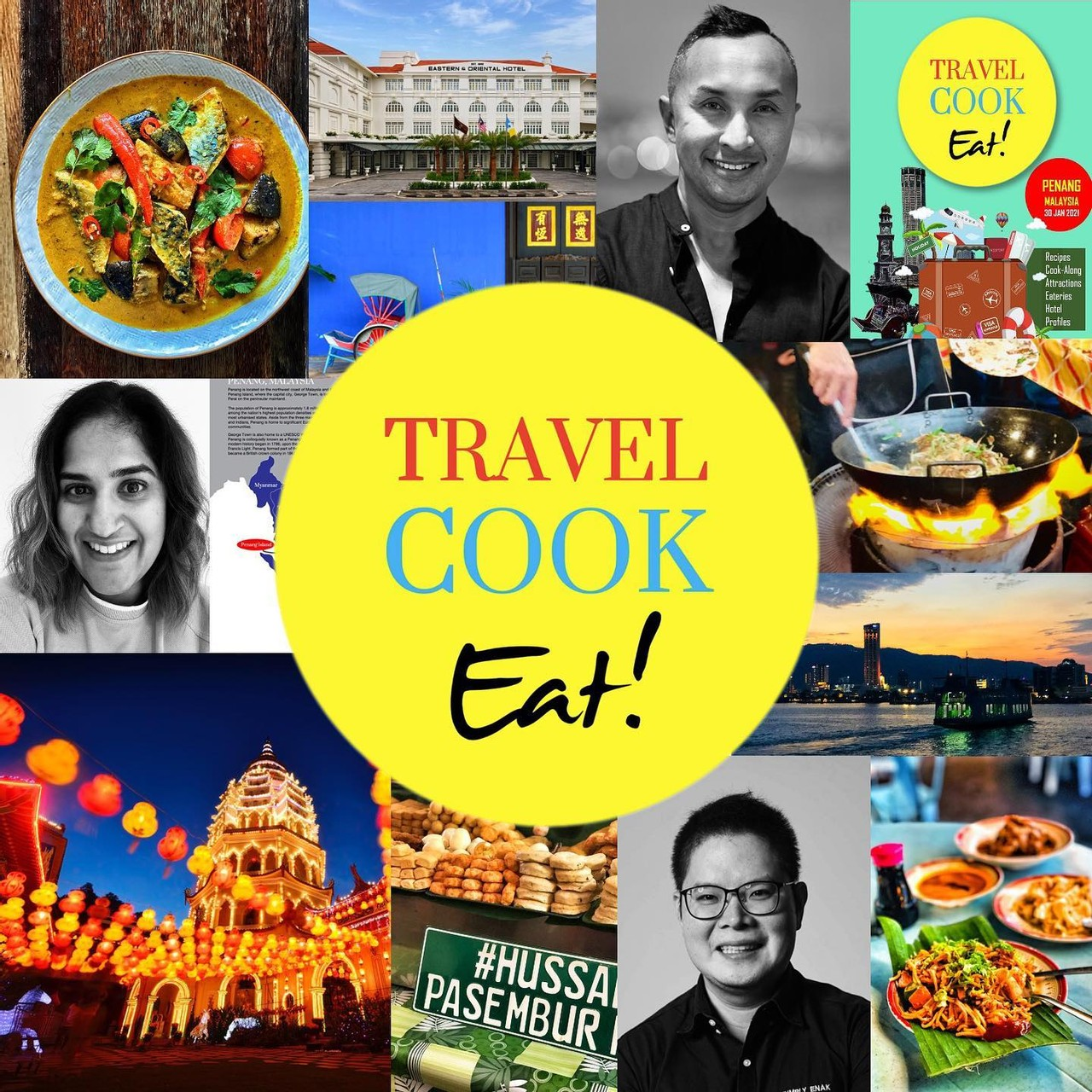 Travel Cook Eat!