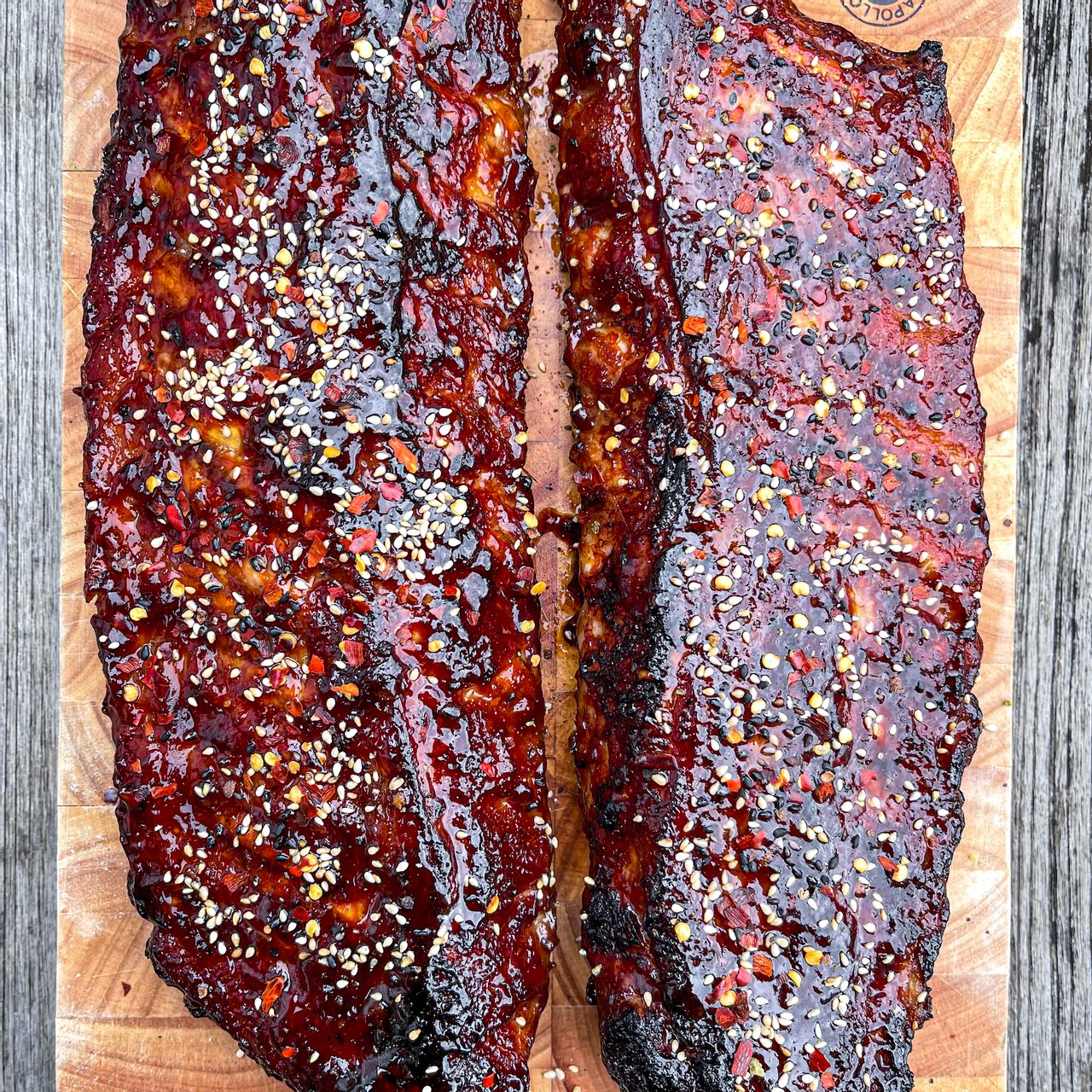 Teriyaki Ribs
