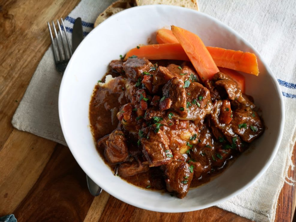 Carbonnade Flamande - T&G style