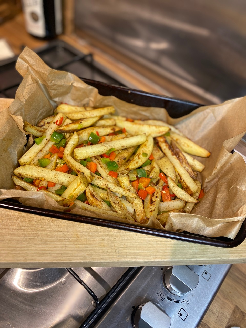 Salt and Chilli Chips