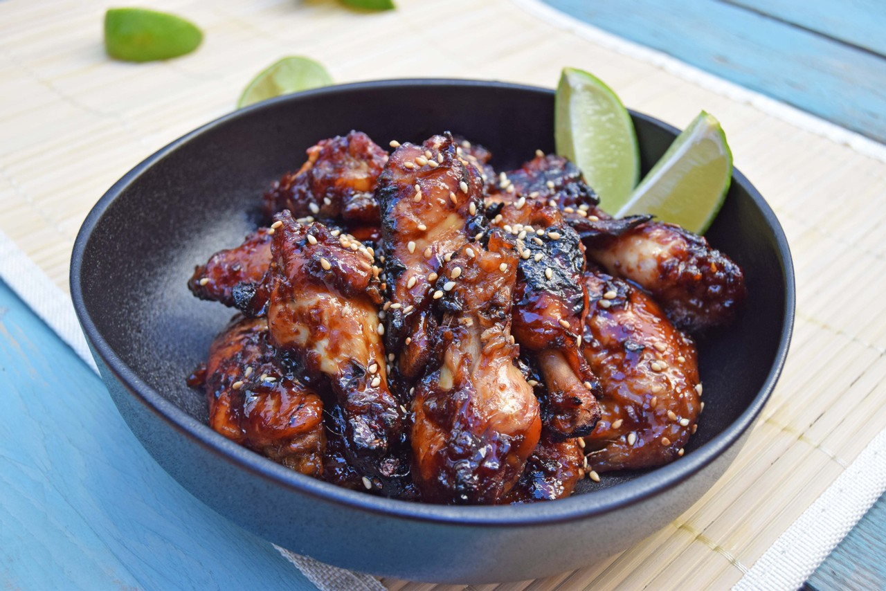TAMARIND STICKY WINGS