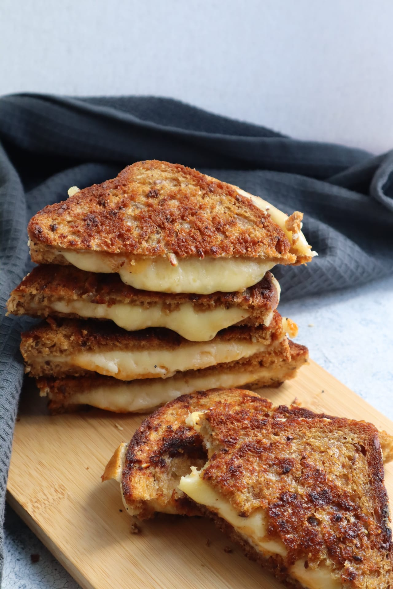 STOVE TOP GRILLED CHEESE