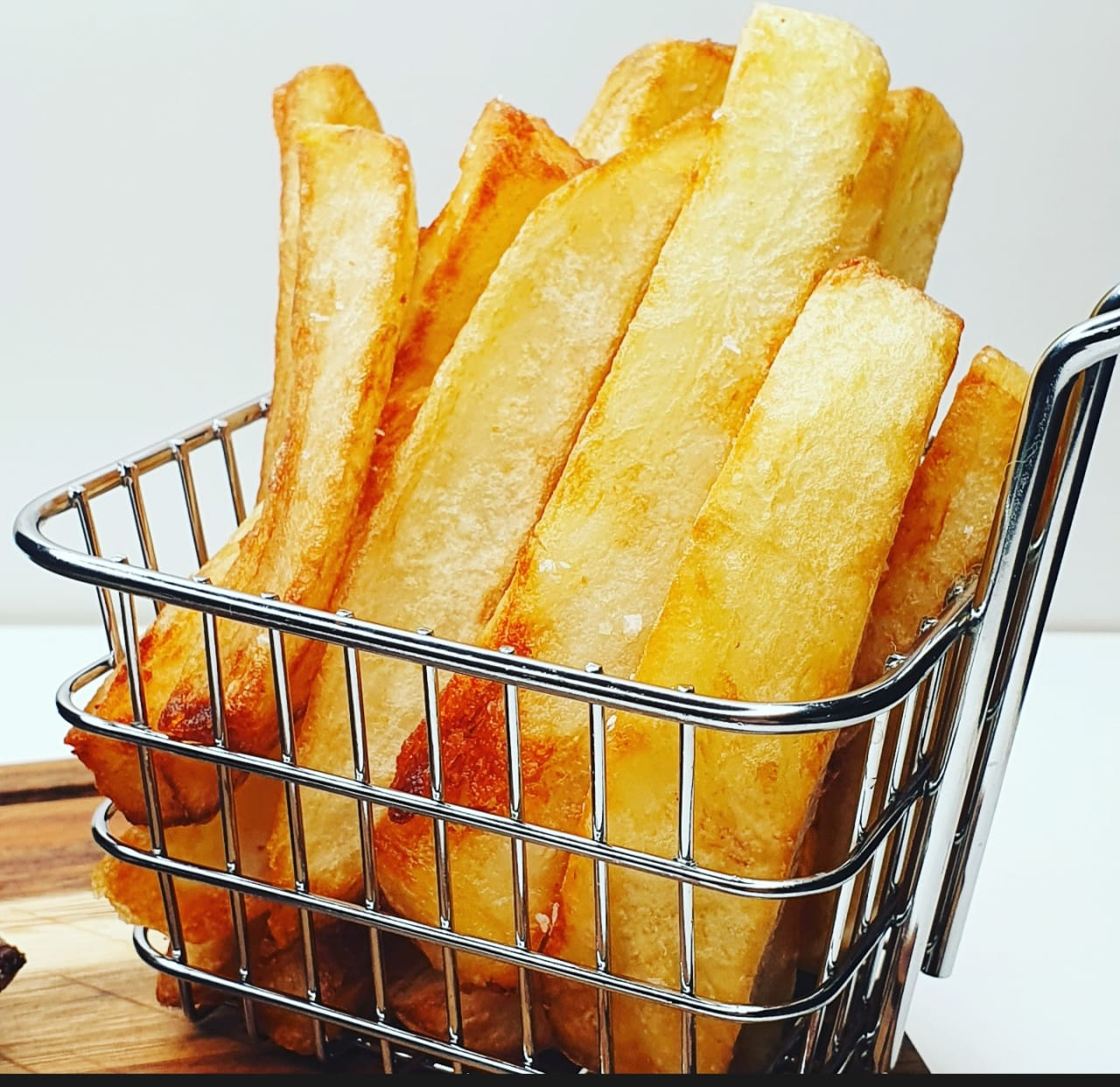 The perfect restaurant style chips