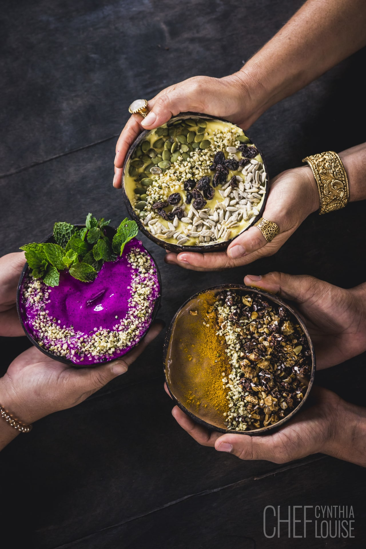 Ultimate Smoothie Bowls